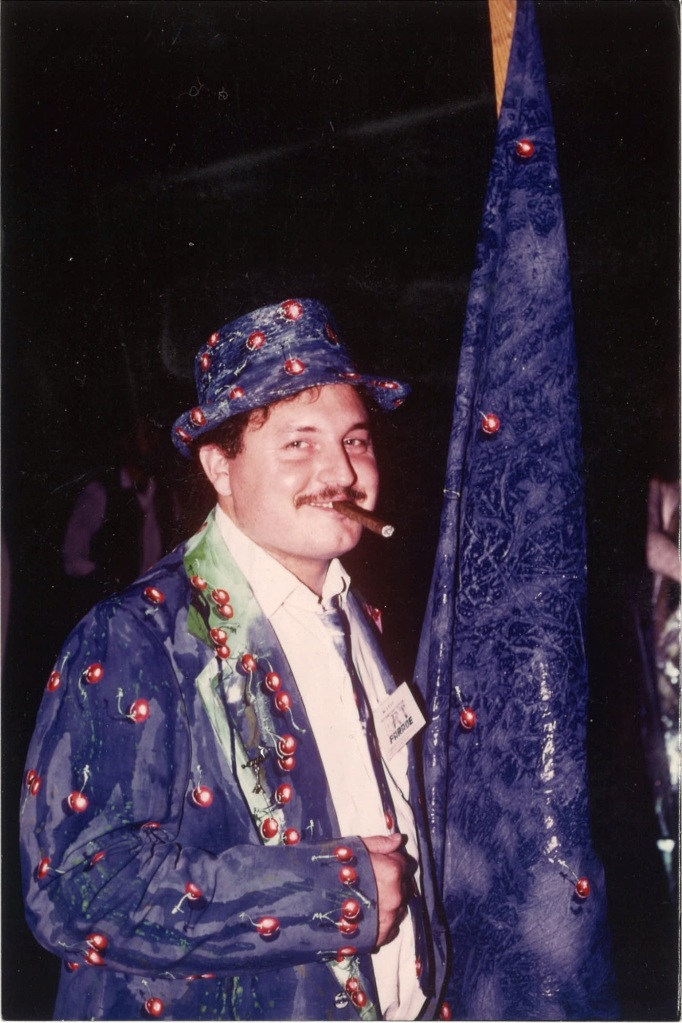 Jacques Halbert, Art Parade New York 1984
